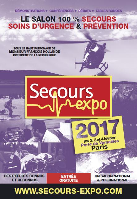 L'AFASH en visite à Secours Expo 2017