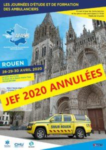 JEF 2020 Rouen